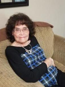 Maxine Edna Goldie (Hacker) Gray
