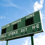 Wednesday's local and college scoreboard