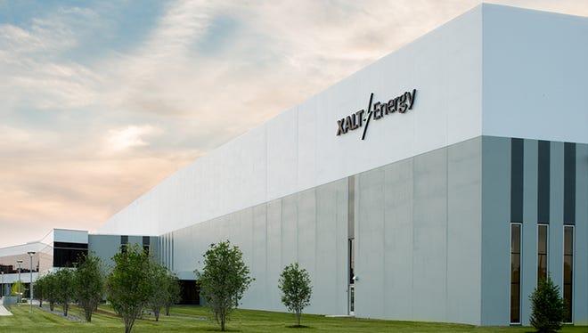 XALT Energy administration building in Midland.
