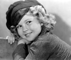 Shirley Temple cheered up Depression audiences
