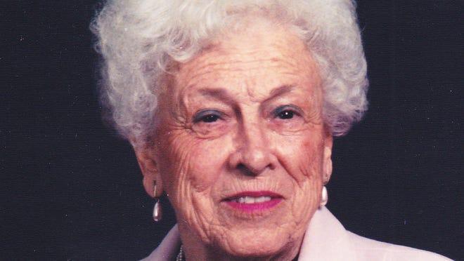 Jean E. Filkins, 93, died in Lake Oswego, OR, on August 16, 2014.