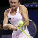 Belarus completes surprise win over Netherlands in Fed Cup