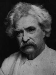 The Western humorist, known to the world as Mark Twain.