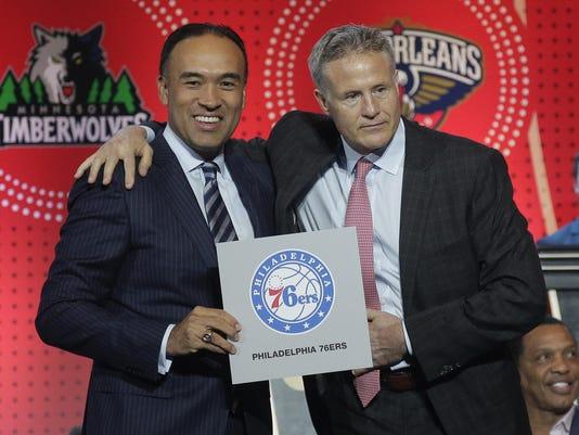 Draft Lottery Basketball