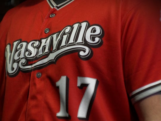 The Nashville Sounds will wear new uniforms for each of their Friday home games.