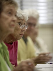AARP Smart Driver classes will be held 10 a.m. to noon, and 1 to 3 p.m.., March 5. Red Door Senior Center.