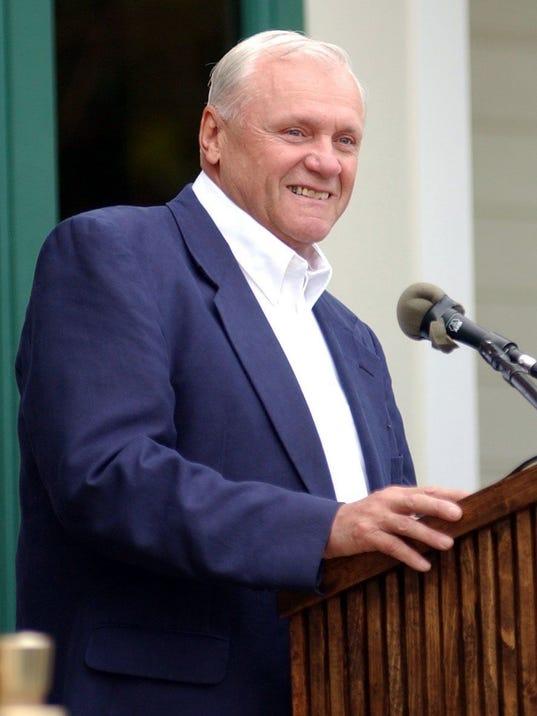 Put-in-Bay Mayor Bernard McCann