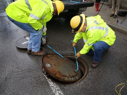 Image result for Keep Manhole Workers Safe