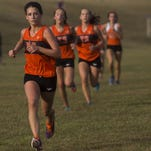 York Suburban girls keep winning streak going