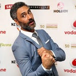 Director Taika Waititi brought his 'Hunt for the Wilderpeople' to Sundance Film Festival.