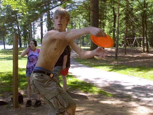 In 2006, Ben Obermayer, then 17, played a game of disc