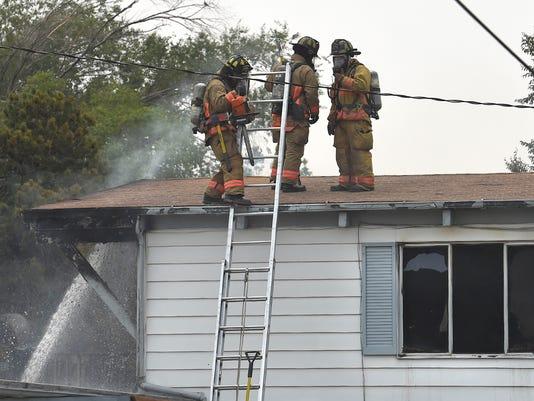 Reno house fire