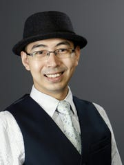 Song An, assistant professor of mathematics education at UTEP.
