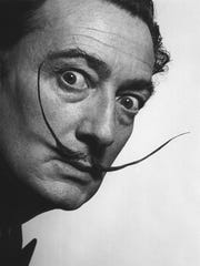 Legendary artist Salvador Dali once butted heads with