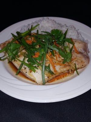 Cantonese Style Snapper from China is on the menu for Florida Institute of Technology's Mother's Day Brunch.