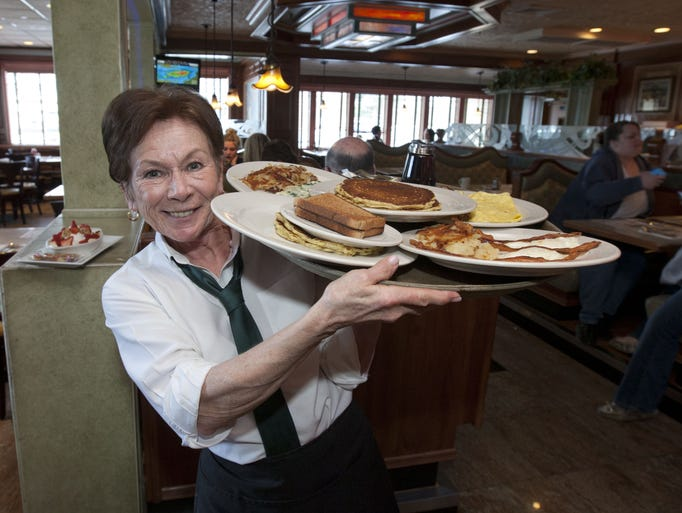 Cornelia Putnam has been a server at the All Seaons