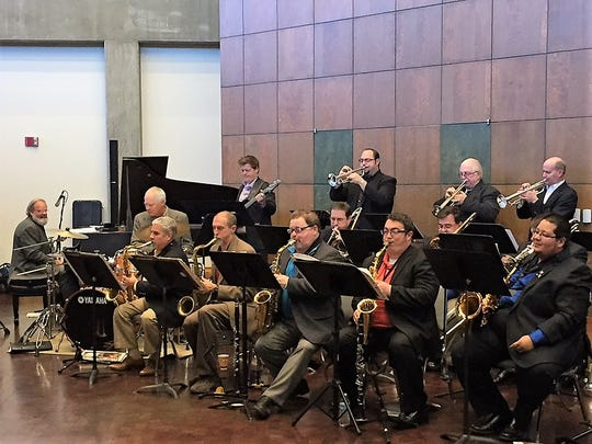 The San Angelo Museum of Fine Arts' annual Play It Again concert series features big band music by the West Texas Jazz Orchestra.