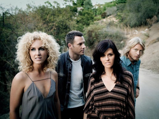With 'Reason' comes growth for Little Big Town