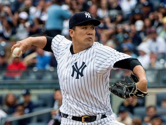 Masahiro Tanaka.