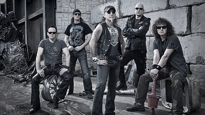 The legendary Metal act Accept will perform at 9 p.m. Badlands Pawn tonight.