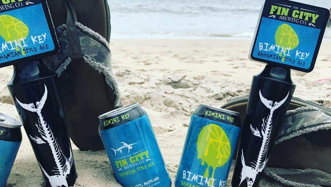 Bimini Key is a warm weather beverage inspired by the great beers of the Bahamas, according to Fin City.