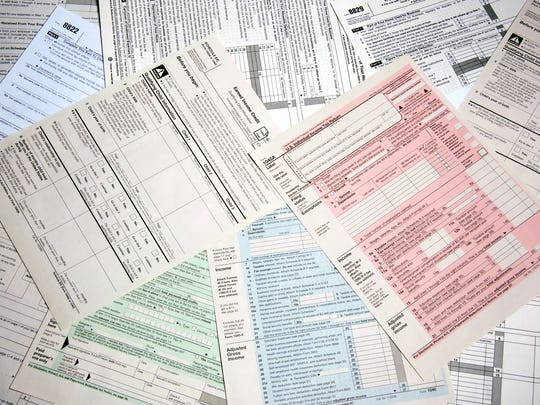 Don't get overwhelmed by your taxes.