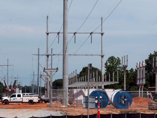 Gulf Power New Substation (5)