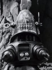 """""""Forbidden Planet."""" This 1956 science fiction movie"""