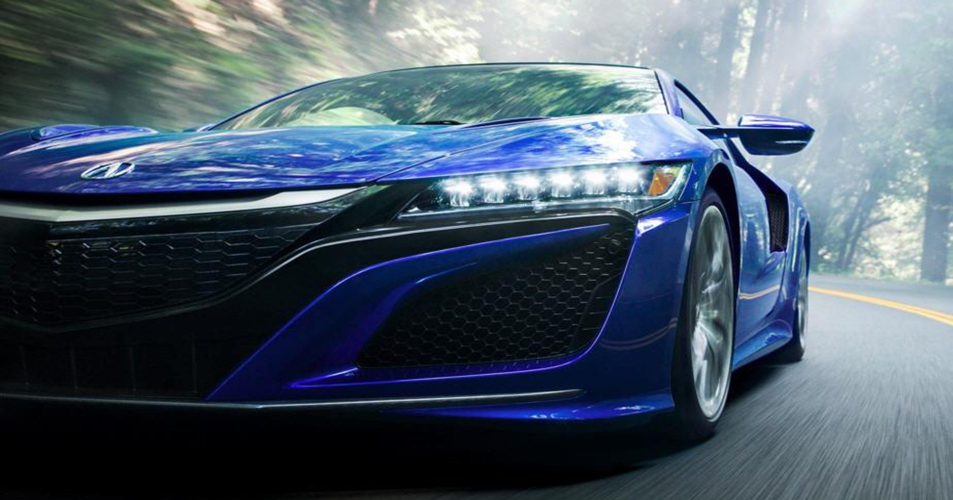 acura nsx supercar priced from $156k