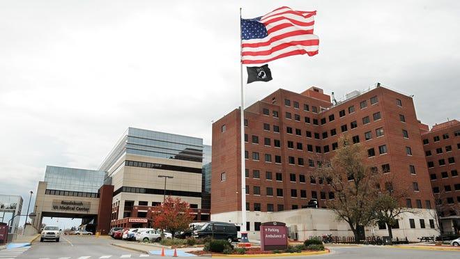 The Roudebush VA Medical Center in Indianapolis.