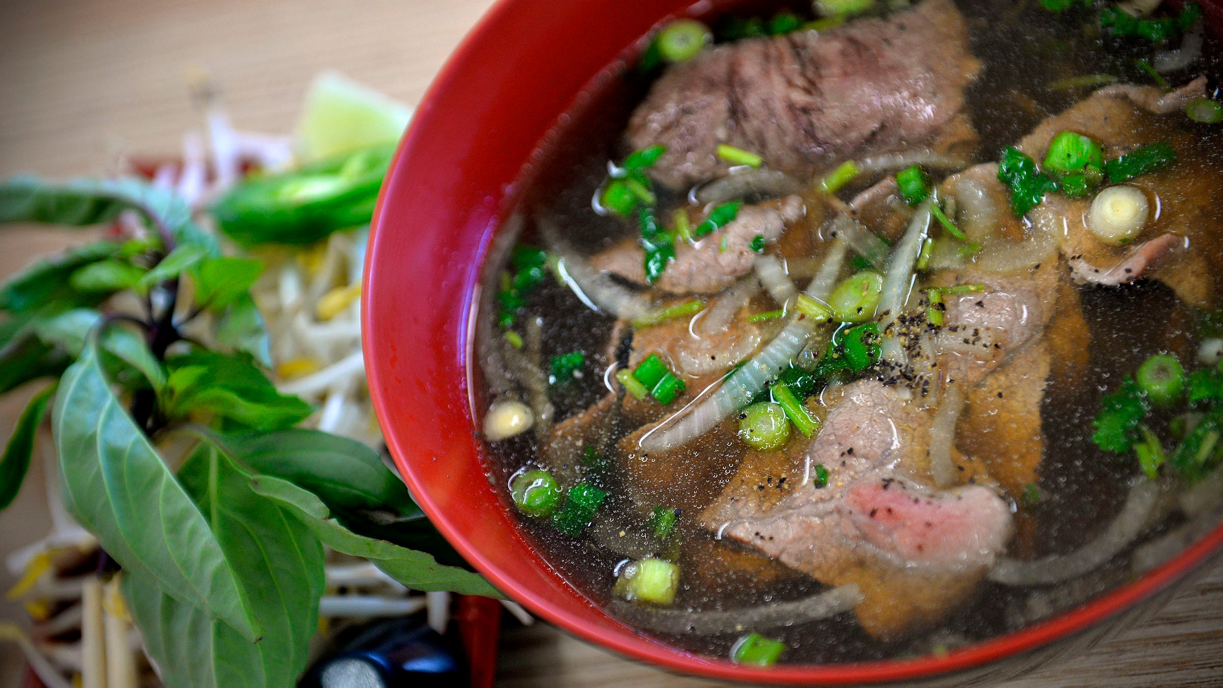 Pho Perfected By Patience