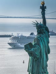 An inaugural visit to the United States by a new cruise line, Viking Ocean Cruises, took place last month. The Viking Star sailed into New York City after completing a voyage from Montreal, Canada. Columnist David Loe found much to like on this new approach to ocean cruising.