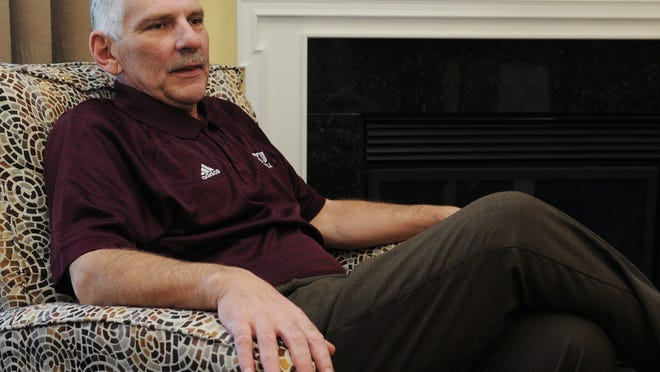 Bill Hughes was inducted into the Eastern Kentucky University Hall of Fame earlier this year.