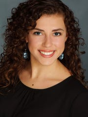 Katrina Mazier was crowned Miss Fond du Lac March 5.
