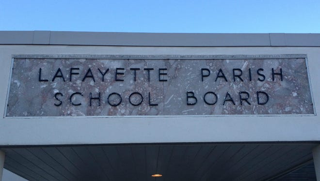 The Lafayette Parish School Board will not review the district's Pledge of Allegiance policy until at least this summer.