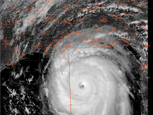 Hurricane Katrina (Source: National Weather Service New Orleans/Baton Rouge Office
