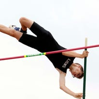 Only a freshman, Liberty Union's Rhoads places in state meet