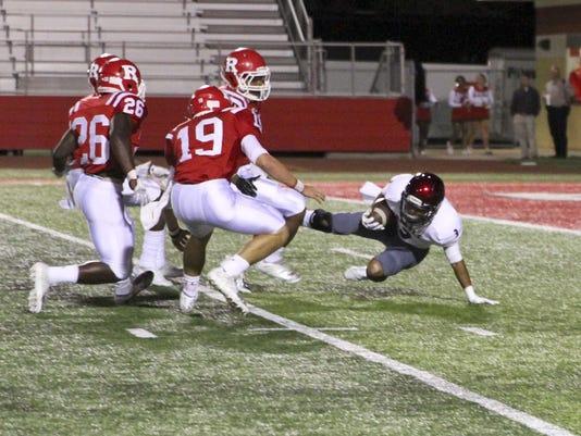 BEARCAT BEAT - Ruston High vs. Pineville High Football