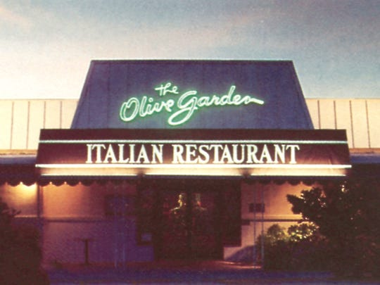 General Mills started the Olive Garden chain.