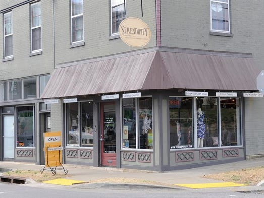 Serendipity, located on 12South, is one of the earliest retailers to the now-booming area.