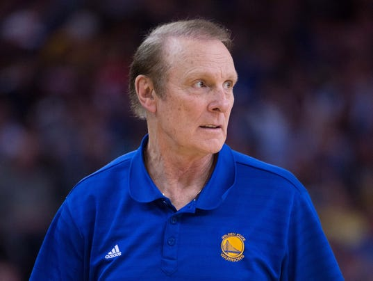 How Rick Barry is telling the tale of the Warriors