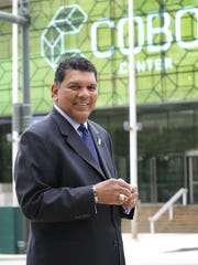 Larry Alexander, president and CEO of the Detroit Metro