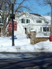 The Inn at Aberdeen is a renovated 1850s mansion with 11 guest suites.