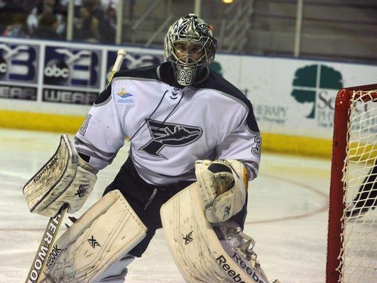 Ice Flyers vs Riverkings 7