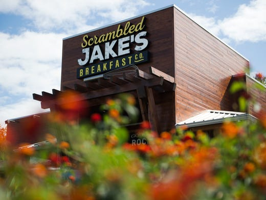 Scrambled Jake S A Breakfast And Brunch Spot Sees Future