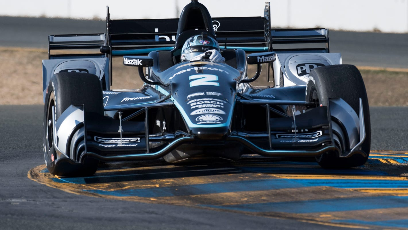 Josef Newgarden Takes Indycar Title With Runner Up Finish