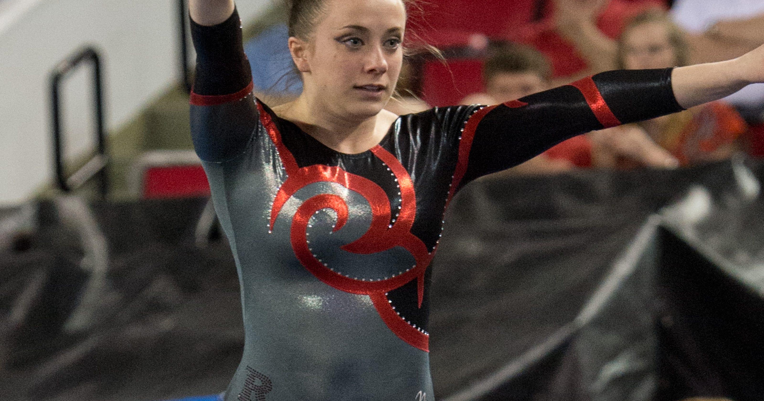 Bouncing back from major injury, LSU gymnast Julianna