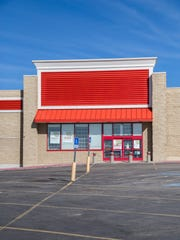 The old Staples building in Cedar City sits at the