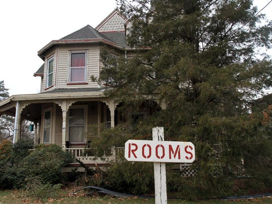 Rooming House Tenant