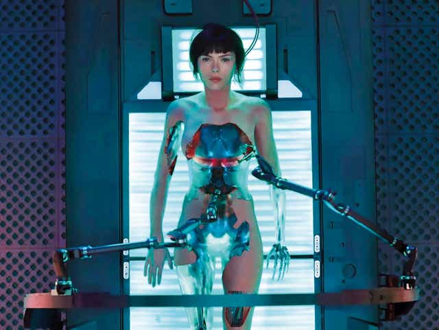 Beifuss Ghost In The Shell A Review